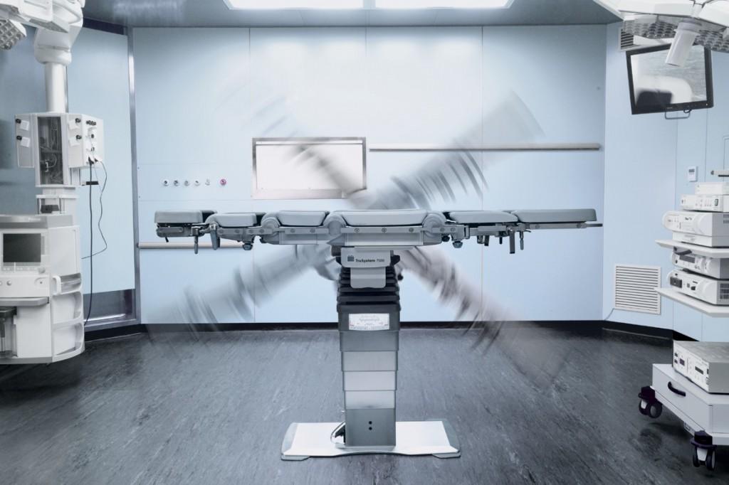 Modular aufgebaut und äußerst anpassungsfähig: der OP-Tisch TruSystem 7500. Bild: Trumpf