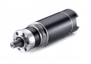 Hochdynamischer, kompakter Innenläufer-Motor der Serie ECI 63 sorgt für präzise Kraftreserven. Bild: ebm-papst