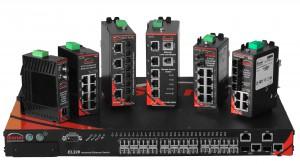 Sparen bei der Kommunikation geht auf Kosten der Ausfallsicherheit. Hier bieten die robusten industrietauglichen Switches von Sixnet mit großem Betriebstemperaturbereich hohe Kommunikationssicherheit. Bild: Welotec