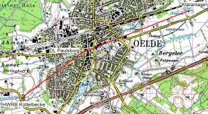 In Oelde übertragen 5 Funkmodule die Daten von den Poldern und des Rathaus- und Axtbachs an die für den Hochwasserschutz zuständige Leitwarte im Klärwerk.<br>Bild: Welotec