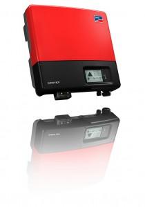Bild 4: Kompakter Solarwechselrichter mit integriertem Lüfter für lange Lebensdauer (Bild: ebm-papst)