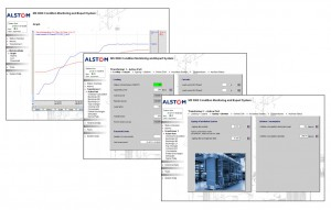 Alstom entwickelt am Standort Mönchengladbach das Monitoringsystems MS 3000 für Hochleistungstranformatoren.
