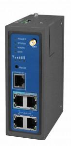 Lösungen im Umfeld des Smart Grids sind ein idealer Einsatzbereich für die TK-Router. Die robusten Geräte eignen sich dank Zuverlässigkeit und weitem Temperaturbereich für den Einsatz unter rauen Umgebungsbedingungen. (Bild: Welotec)