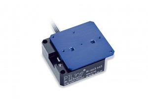 Bild 5: PILine-Ultraschall-Direktantriebe sind leicht, eignen sich für Verfahrgeschwindigkeiten bis etwa 500 mm/s und Beschleunigungen bis 20 g. Da sie in verschiedenen Integrationsstufen angeboten werden, lassen sie sich gut an die jeweilige Applikation anpassen (Foto: PI)