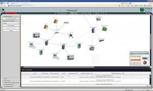 Bild 5: Mit der Software PROmanage lassen sich die Bussysteme von zentraler Stelle überwachen und analysieren