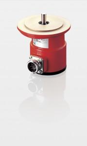 Bild 5: Getriebepotentiometer für raue Umgebungsbedingungen (Foto: Novotechnik)