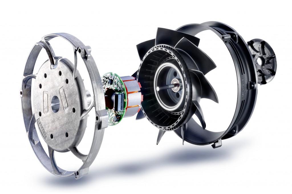 Bild 2 Alle Hauptkomponenten wurden im hauseigenen Luftleistungsprüfstand intensiv getestet und aufeinander abgestimmt