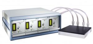 Bild 4: Hochfrequente Ultraschall-Reinigungssysteme bieten eine wirkungsvolle Unterstützung bei Reinigungs-, Ätz- und Entwicklungsprozessen (Foto: Sonosys Ultraschallsysteme GmbH)