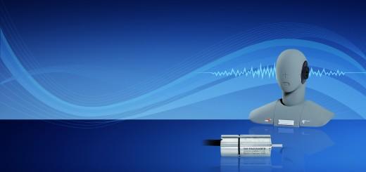 Geräusche elektrischer Antriebe