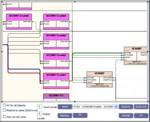 Blockdiagramm: Signalfluss
