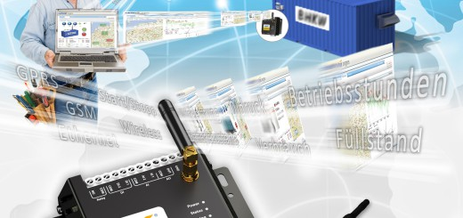 Das Gateway Netbiter EasyConnect wird mit Feldgeräten verbunden, loggt Prozessdaten und überträgt diese an einen zentralen Server, der diese sammelt und speichert. Mit beliebigen Endgeräten ist dann ein sicherer Zugriff auf die Daten über ein Webportal möglich. Bild: HMS