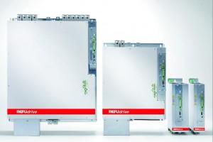 """Die wichtigsten Komponenten für den Einsatzbereich """"Energiespeicherung"""" sind Netzein- und -rückspeisegeräte, DC/DC-Steller, Frequenzumrichter, Wechselrichter und Energiespeichersysteme, die sich sehr individuell entsprechend der jeweiligen Anwendungsanforderungen miteinander kombinieren lassen. Bild: REFU Elektronik GmbH"""