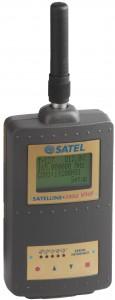 Datenfunkmodems wie das Satelline 3AS ermöglichen die Kommunikation zwischen Basisstation und Rover. Je nach Bedarf kommen kundenspezifisch angepasste OEM-Versionen zum Einsatz Bild: Welotec