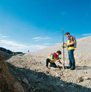 System Komplettlösung für hochgenaue Landvermessung Bild: Leica Geosystems GmbH