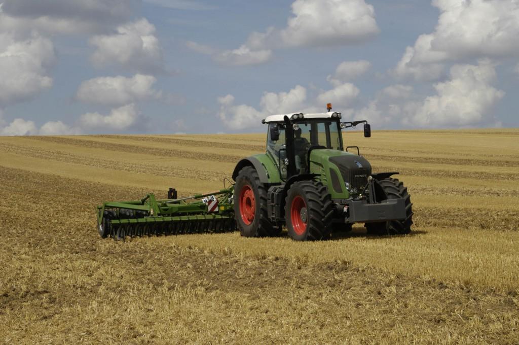 In der Landwirtschaft lässt sich die Arbeit dank DGPS deutlich optimieren Bild: AGCO GmbH