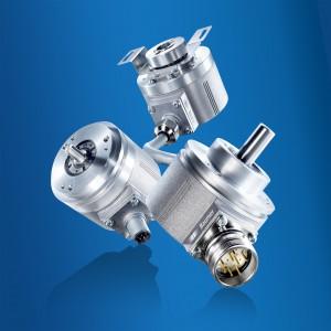 Mit der Entwicklung der inkrementalen Drehgeber der OptoPulse-Baureihe wurde ein neuer Standard geschaffen. Bild: Baumer