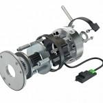 Prinzipieller Aufbau der KOBRA-Sicherheitsbremse Bild: Kendrion (Villingen) GmbH