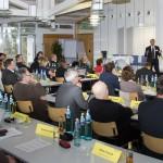 Eine ausgezeichnete Gelegenheit, Neuigkeiten aus der Automatisierungsbranche zu erfahren und in den richtigen Zusammenhang zu bringen, boten wieder einmal die vom Redaktionsbüro Stutensee (RBS) organisierten Fachpressetage, die Anfang Februar 2016 in Karlsruhe stattfanden. Bild: RBS