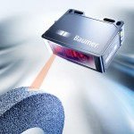 Multi-Spot Laser-Distanzssensor für glatte und raue Oberflächen Bild: Baumer