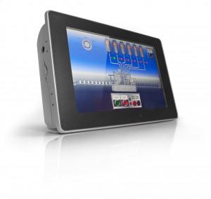 Bediengeräte mit komfortablen Eingabemöglichkeiten und Anzeigefunktionen am übersichtlichen Display. Bild: Welotec