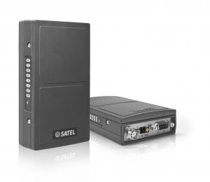 UHF-Funkmodem Satellar 1DS mit Netzwerkmanagement und integrierter 128-bit-AES Verschlüsselung Bild: Welotec