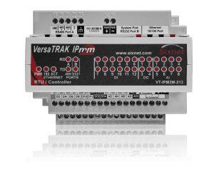 Die robusten Sixnet-RTU mit eingebautem Modbus Gateway Bild: Welotec