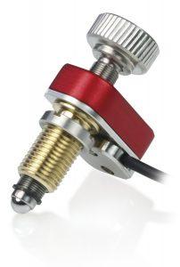 PiezoMike Linearaktor: minimale Abmessungen, hohe Kraft und stabile Positionierung Bild: PI