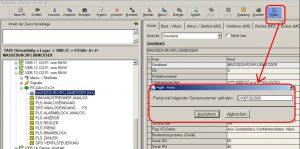 Bei Prodok ist der Direktzugriff auf die Portale verschiedener Komponentenlieferanten integriert. Bietet der Lieferant ein entsprechendes Portal, erscheint in der Softwaremaske das entsprechende Portal-Icon. Ist die Seriennummer bereits erfasst, sind die Dokumentationsdaten nur einen Klick entfernt. Bild: Rösberg
