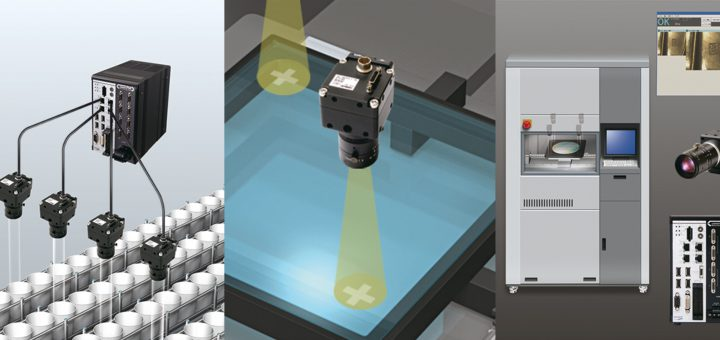 Die High-Speed-CMOS-Kameras werden nach Kundenanforderungen ausgewählt. Bild: Omron