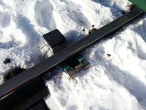Auch im harten Winter hat sich das System bewährt. Bild: Munder