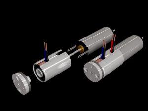 Permanentmagnet-Einflächenbremse im Kleinformat. Bild: Kendrion (Aerzen)