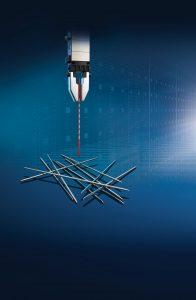 Kleinteile entnehmen und an der richtigen Stelle wieder absetzen ist in vielen Handhabungs- und Montageprozessen eine Standardaufgabe Bild: Schunk