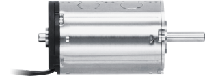 Bürstenloser DC-Servomotor in Vierpoltechnologie: Hohe Drehzahl und großes Drehmoment aus kleinstem Bauraum. Bild: Faulhaber