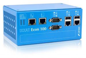 Die IXXAT Econ 100 ist eine PC-basierte Plattform für kundenspezifische Steuerungslösungen. Bild: IXXAT