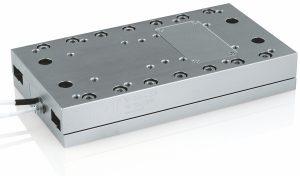 Miniaturversteller mit Piezomotoren und direkter Positionsmessung. Bild: Physik Instrumente (PI)