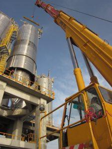 Sind Wägemodule in Tragwerken aus Stahl- oder Aluminium verbaut, müssen auch sie gemäß den Anforderungen der EN 1090 gefertigt sein, also die entsprechende CE-Kennzeichnung haben. Foto: P+W Metallbau GmbH & Co.KG in Meckenbeuren