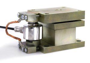 Zertifizierung für tragende Teile im Stahlbau: Wägemodul jetzt mit CE-Kennzeichnung gemäß EN 1090. Foto: Flintec