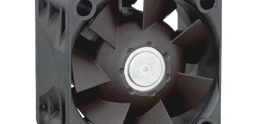Der Kompaktlüfter 420J ist ideal für die HotSpot-Kühlung geeignet. Bild: ebm-papst