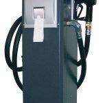Die pulsationsfrei fördernde Drehschieberpumpe mit Elektroantrieb wird gerne in Tankanlagen eingesetzt. Bild: CEMO
