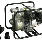 Tragbare, kompakte Radialmotorpumpen eignen sich für große Wassermengen, z.B. Fassbefüllung. Bild: CEMO
