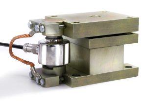 Zertifizierung für tragende Teile im Stahlbau: Wägemodul mit CE-Kennzeichnung gemäß EN 1090 Bild: Flintec