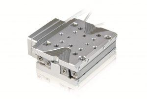 Q-Motion Versteller können als Linear-, Rotations- oder 6-Achsen-Positionierer für den Betrieb bis ins Ultrahochvakuum ausgelegt werden. Bild: PI