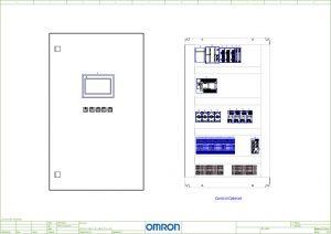 Vorproduzierte Zeichnungen können per Drag-and-Drop in Pläne oder Panel-Layouts  übernommen werden. Bild: Omron
