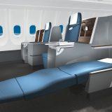 Antriebe, die in Flugzeugsitzen verbaut werden, um den Komfort der Passagiere zu erhöhen, müssen eine ganze Reihe spezieller Anforderungen erfüllen. Bild: FAULHABER