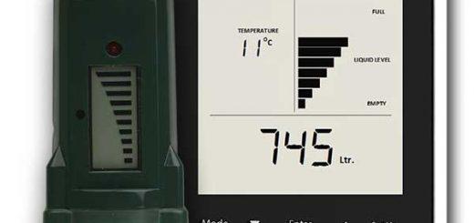 Füllstandsmessung mit Funk und USB spart Laufwege im Haushalt. Bild: iNNO-Tec