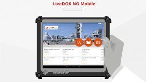 """Prodok NG sorgt zusammen mit LiveDok für eine """"lebendige"""" stets aktuelle As-built-Dokumentation mit mobilen Zugriffsmöglichkeiten, z.B. wenn Checklisten abgearbeitet werden sollen. Bild: Rösberg"""