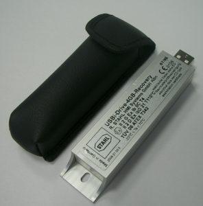 Der ex-sichere USB-Recovery-Stick zur Sicherung und Wiederherstellung von Panel-PCs. Bild: R. Stahl HMI Systems GmbH