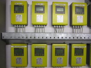 Universeller Durchfluss- und Energierechner. Bild: METRA Energiemesstechnik GmbH