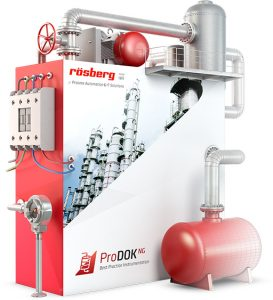 Das PLT-CAE-System ProDOK ist maßgeschneidert für die Planung und Betriebsbetreuung der prozessleittechnischen Einrichtungen in verfahrenstechnischen Anlagen und sorgt für eine rationelle, durchgängige Projektierung und konsistente Dokumentation. Bild: Rösberg