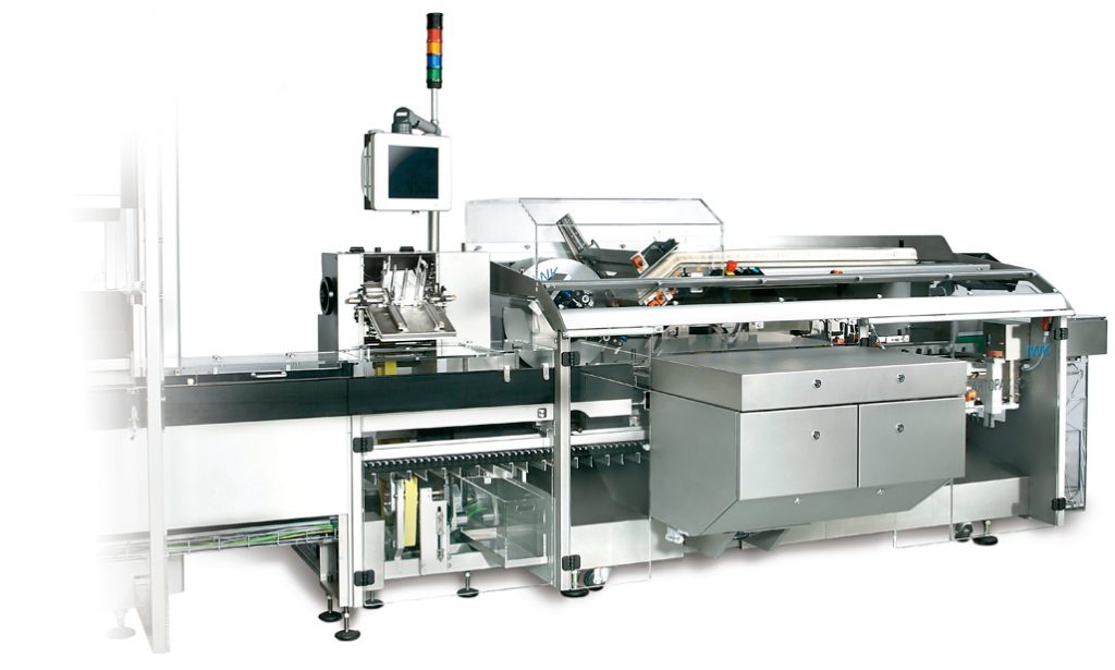 Typische Verpackungslinie für Arzneimittel. Bild: Process Automation Solutions